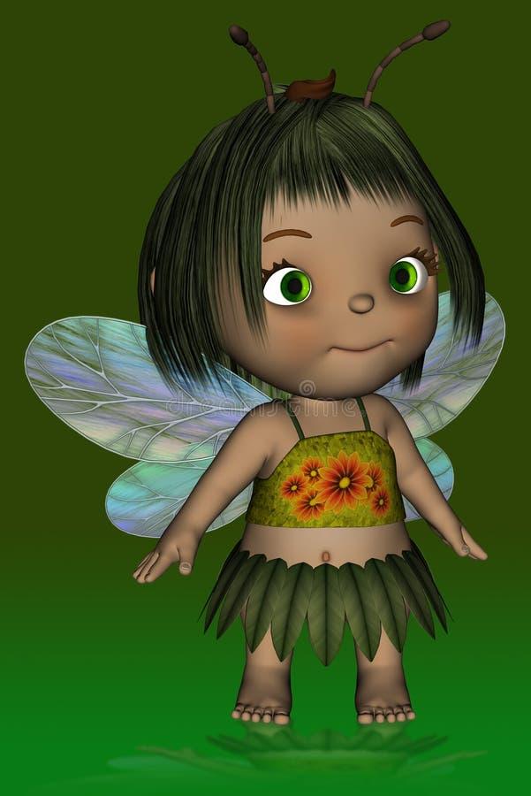 faerie λίγα μαγικά ελεύθερη απεικόνιση δικαιώματος