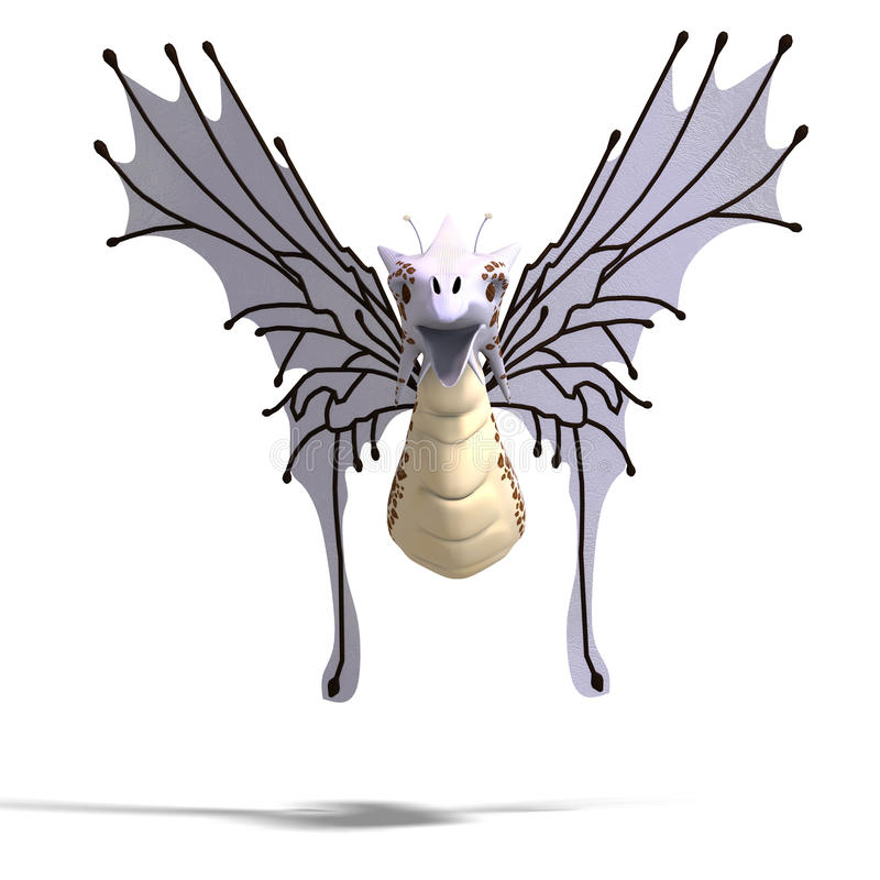 Download Faerie Fantasy Dragon stock illustration. Image of draco - 10597755