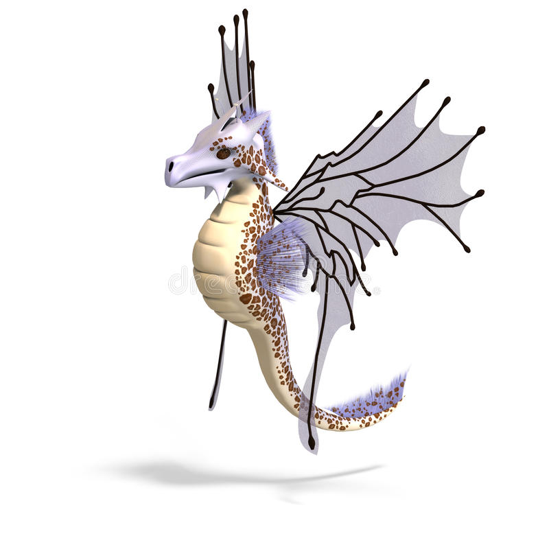 Download Faerie Fantasy Dragon stock illustration. Illustration of flying - 11214880