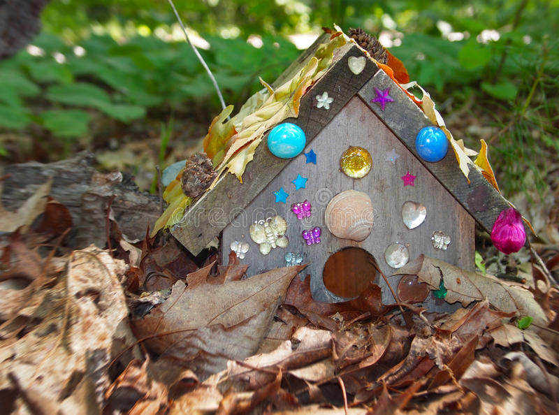 Faerie House Stock Images