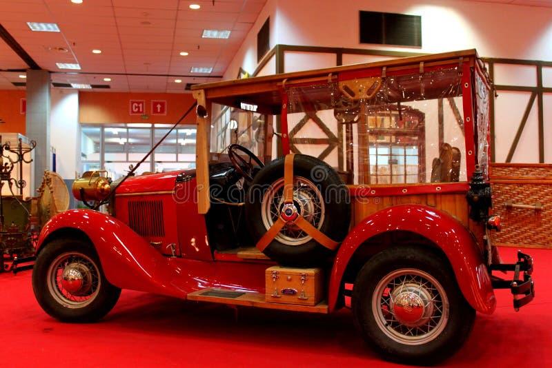 Faeton Del Ford Dell Automobile Dell Annata Fotografia Editoriale