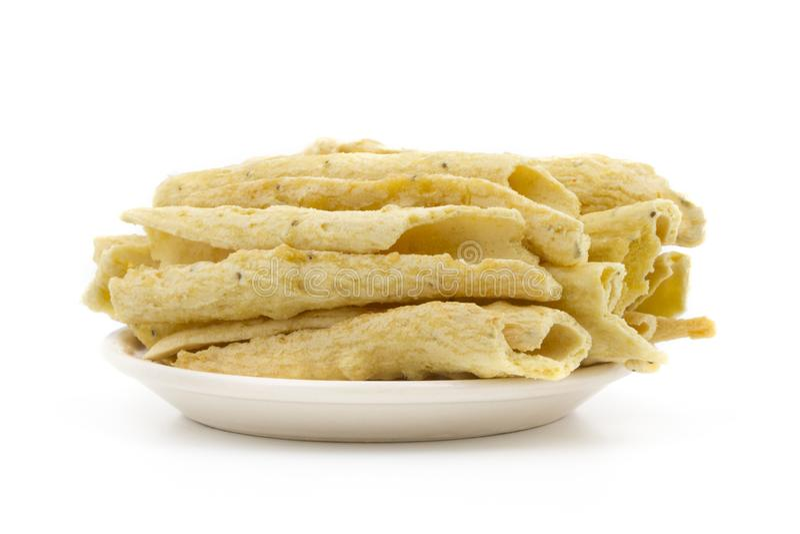 Fafda食物 库存照片
