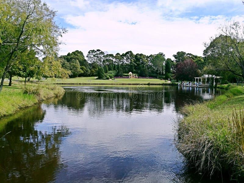 Fagan Park imagen de archivo