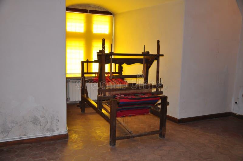 Fagaras-Festung, Museum lizenzfreie stockfotos