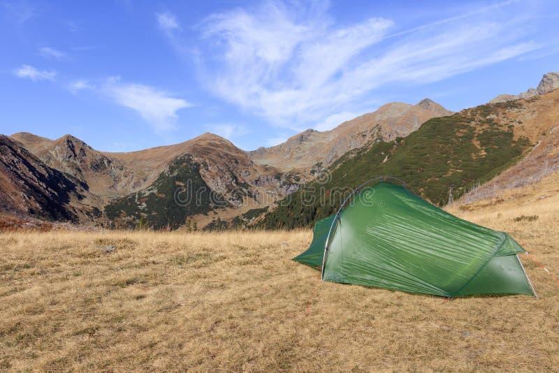 Fagaras Mountain, Romênia fotos de stock royalty free
