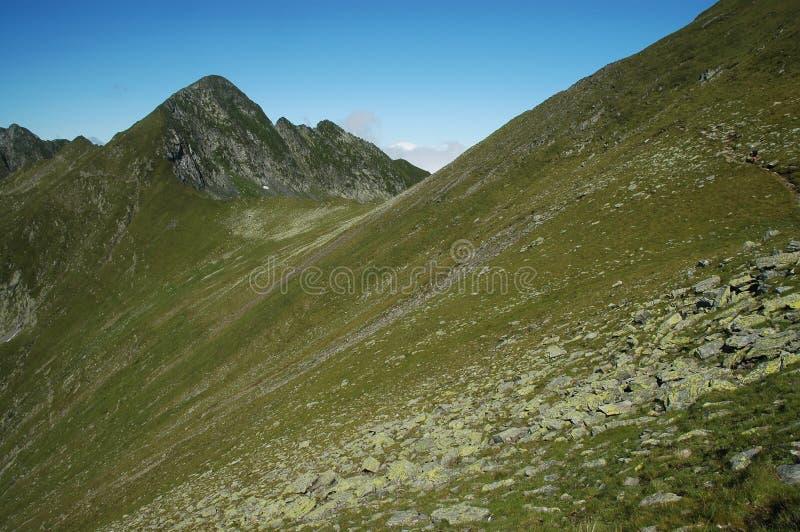 Fagaras Mountains, Southern Carpathians, Romania Royalty Free Stock Photos