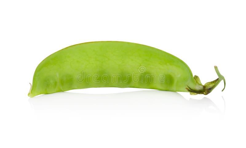 Download Fagioli Verdi Su Priorità Bassa Bianca Immagine Stock - Immagine di pasto, alimento: 56875939