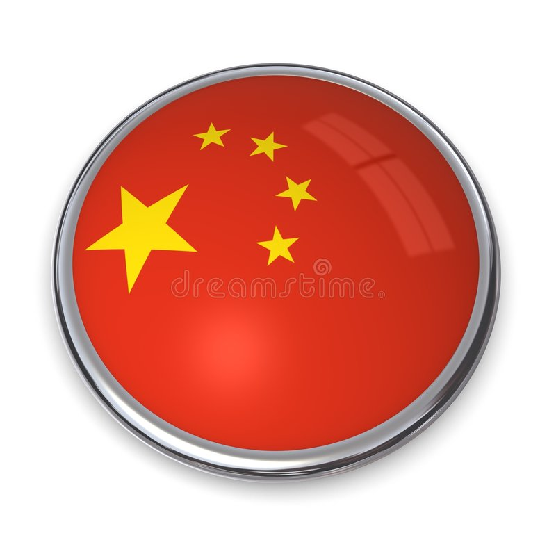 Fahnen-Taste China