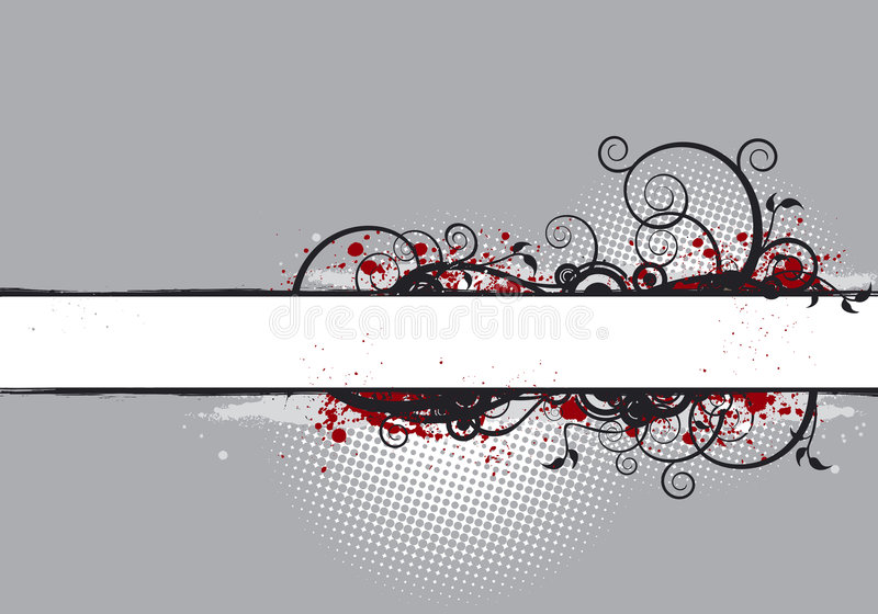 Fahnenabbildung vektor abbildung