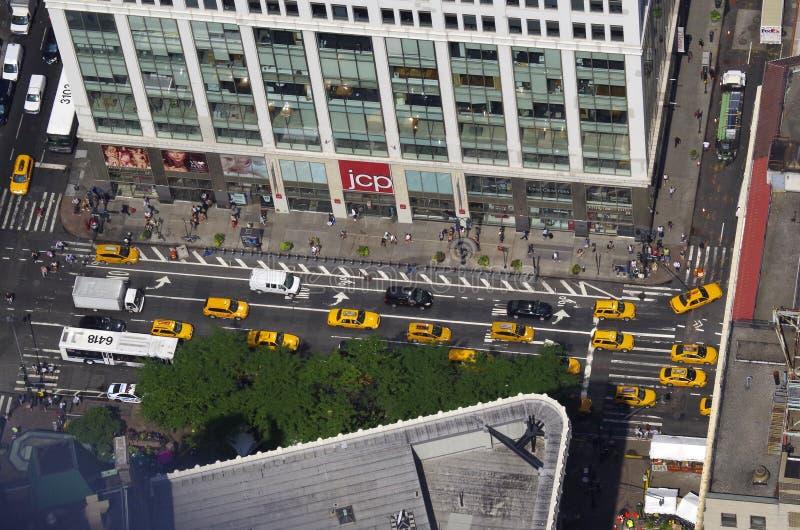 Fahrerhäuser auf der Straße lizenzfreie stockfotografie