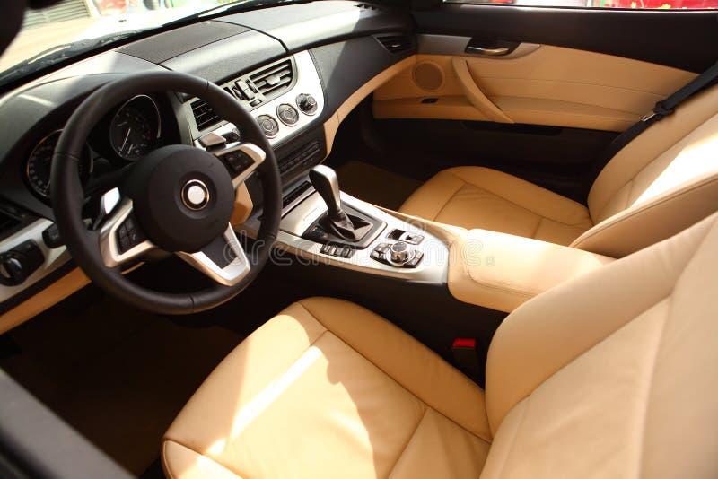 Fahrerhaus-Auto stockbilder