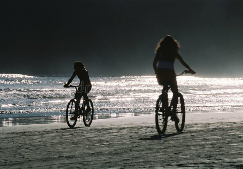 Fahrräder Am Nachmittag Redaktionelles Foto