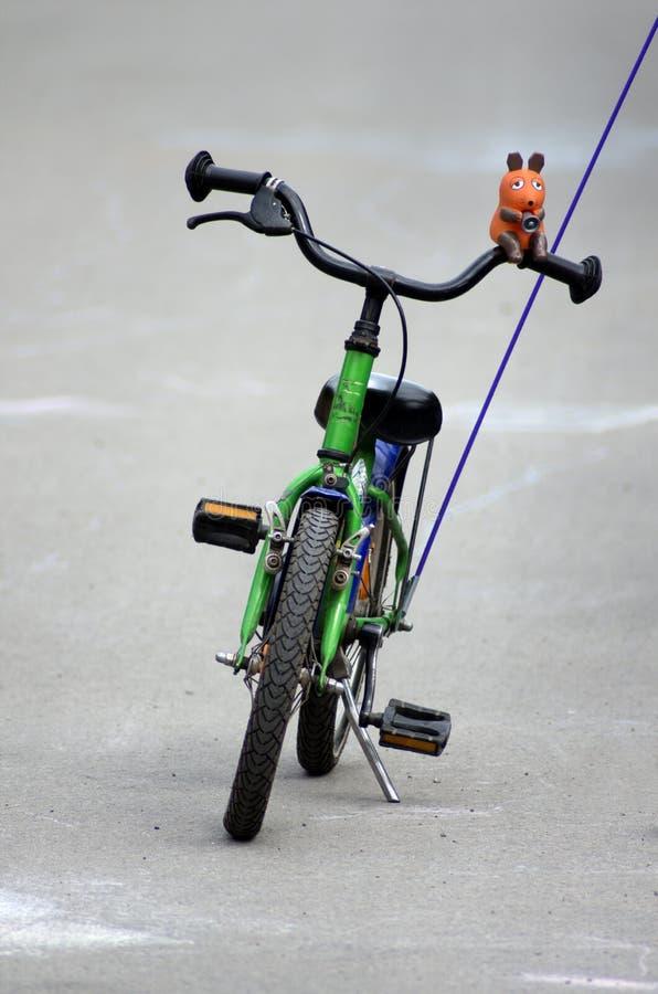 Fahrrad der Kind s lizenzfreie stockfotos