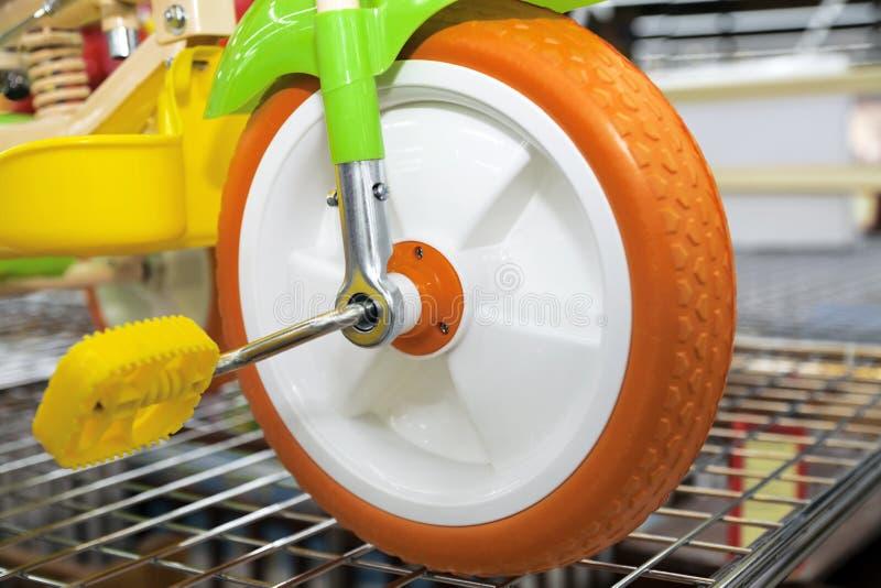 Fahrrad der Kinder lizenzfreies stockbild