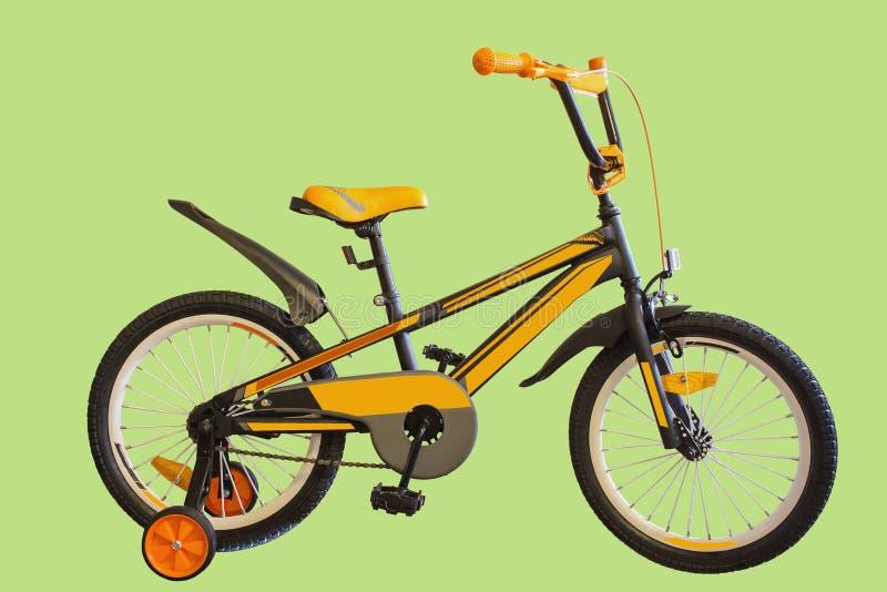 Fahrrad für Kinder Für Kinder stockbilder