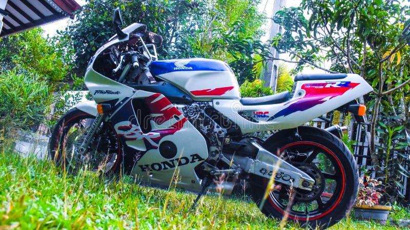 Fahrrad Gullarm-fireblade 250RR lizenzfreies stockfoto