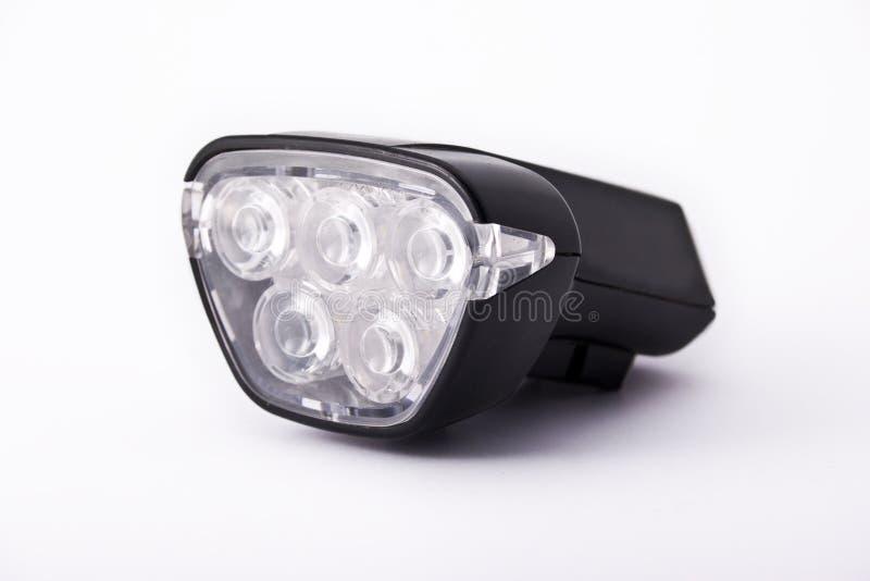 Fahrradlampe lizenzfreies stockfoto