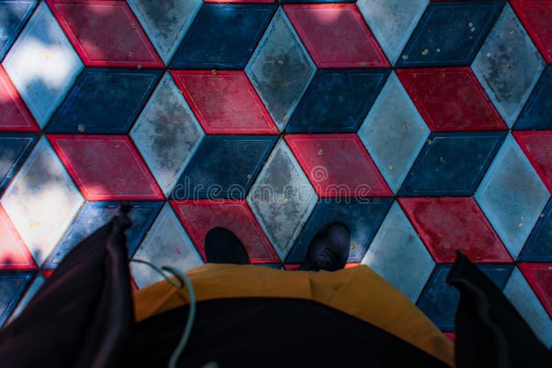 Fahrradnachrichten-Fahrradfahrweg stockbilder