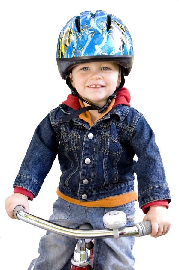 Fahrradsicherheit Stockfotos