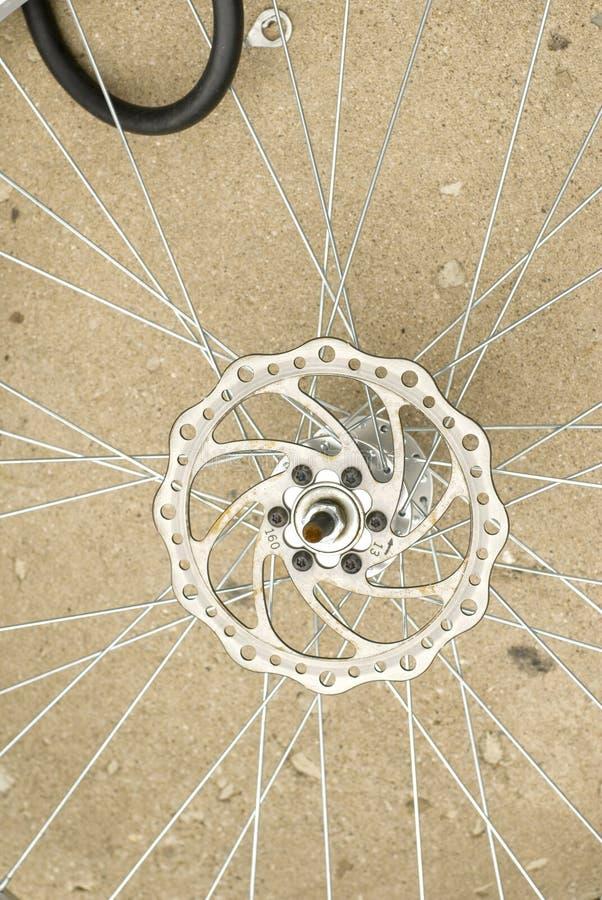 Fahrradspeiche stockfotos