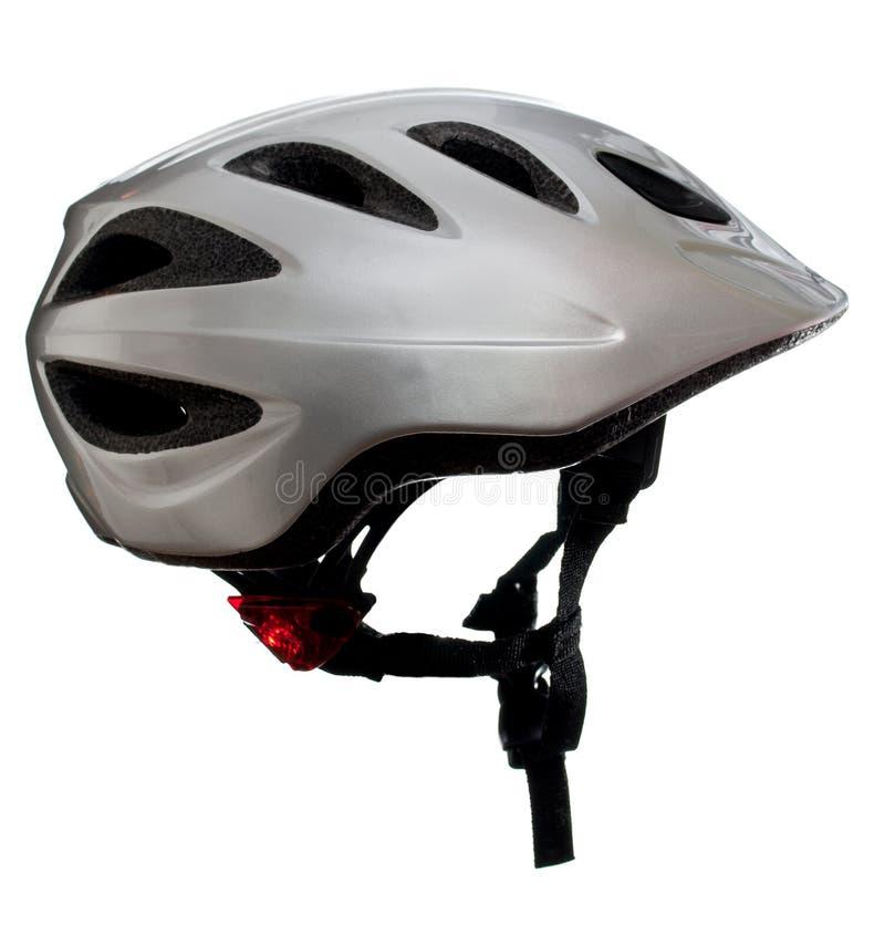 Fahrradsturzhelm lizenzfreies stockfoto
