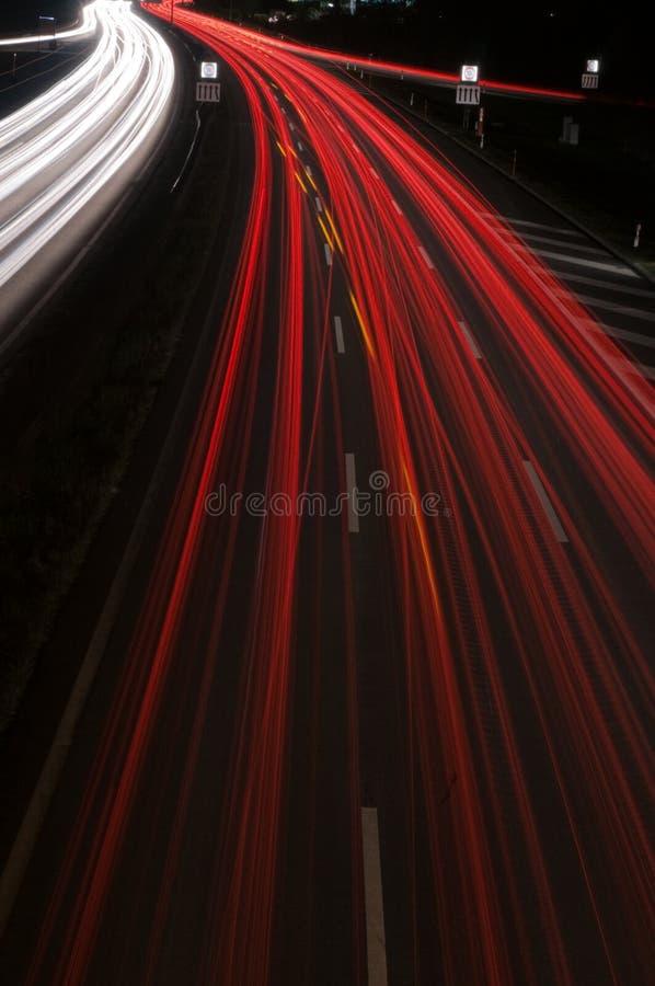 Fahrstraße stockfotos