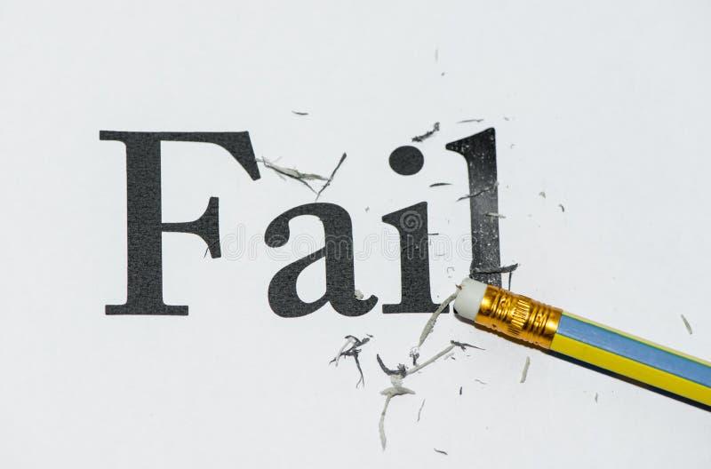 Download Fail obraz stock. Obraz złożonej z ołówek, pojęcie, osoba - 41952085