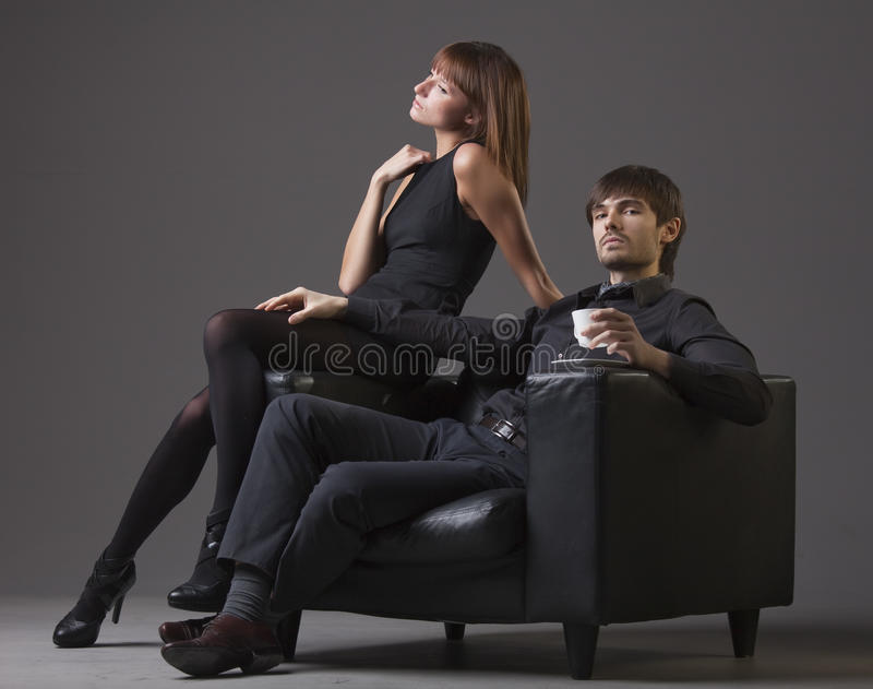 Failure Relationship Royalty Free Stock Photo