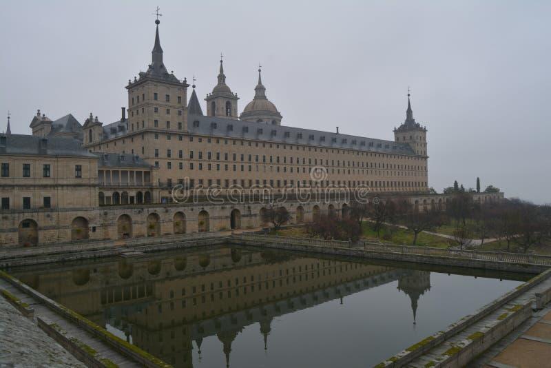 El Escorial royalty free stock photo