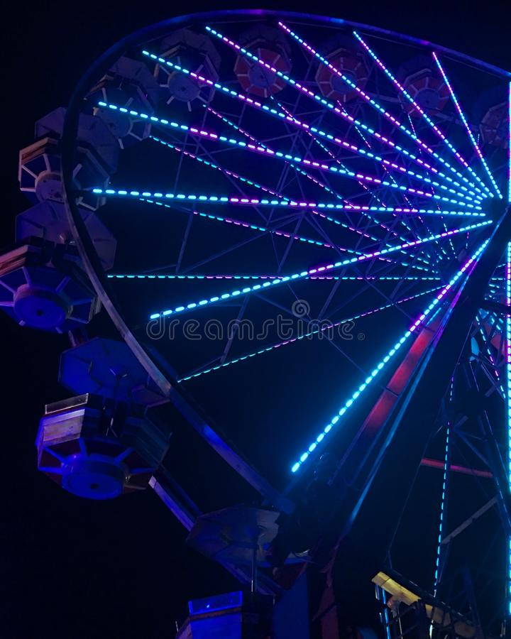 At the fair stock photography