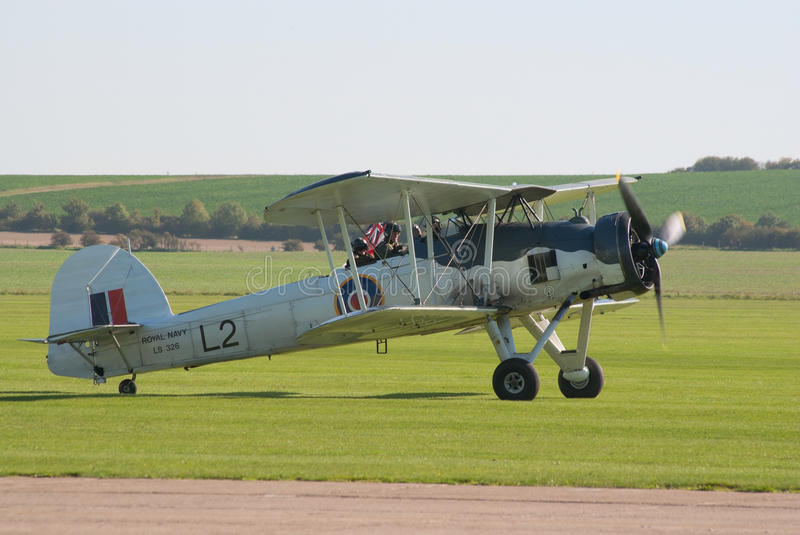 Download Fairey Swordfish Taxis To The Flight Lane Editorial Photo - Image: 16681851