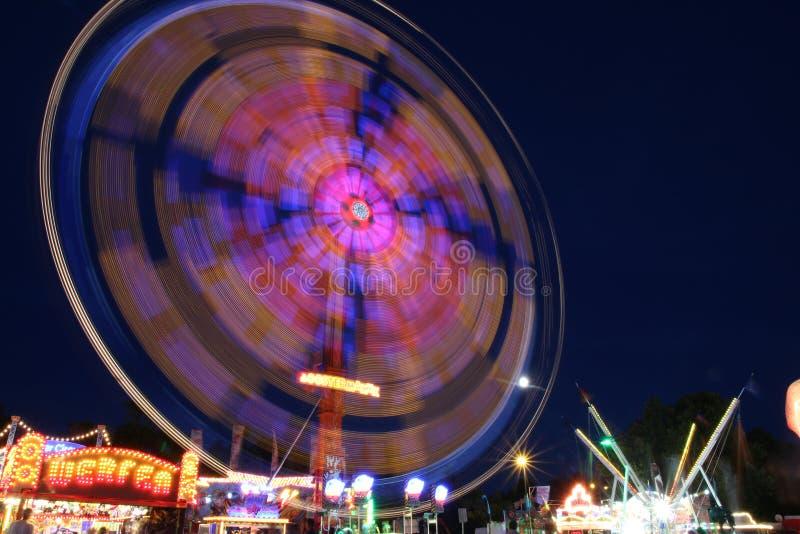 fairground foto de archivo libre de regalías