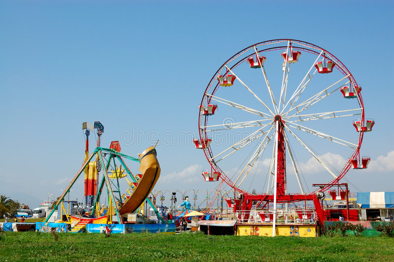 Download Fairground stock image. Image of party, fair, entertainment - 8851697