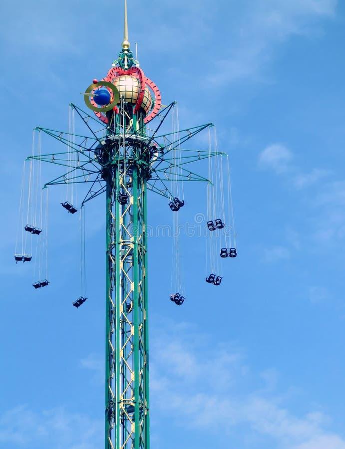 Free Fairground Ride 01 Royalty Free Stock Photography - 5895627