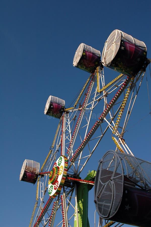 Fairground Ride royalty free stock photography