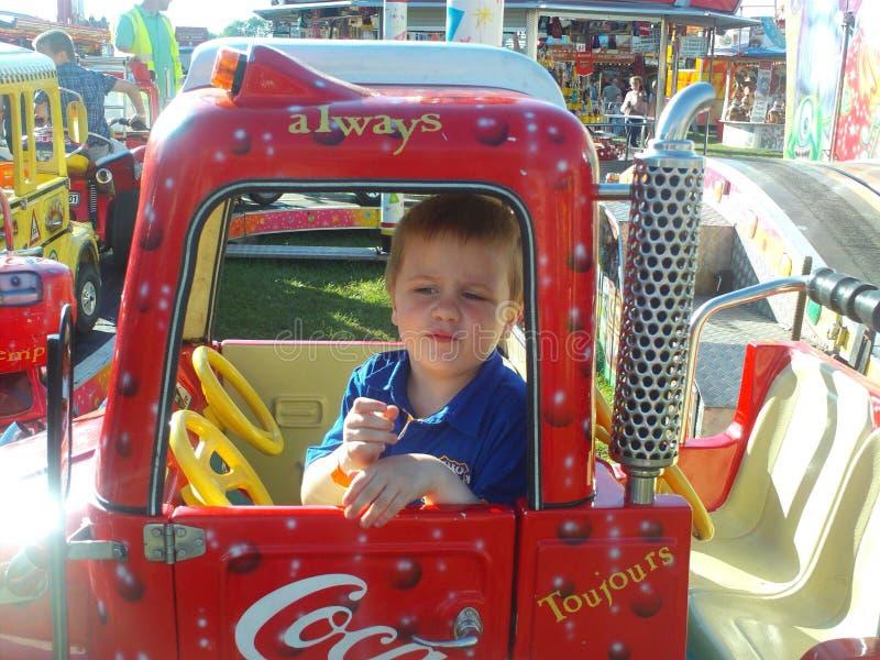 Fairground zabawa zdjęcie royalty free
