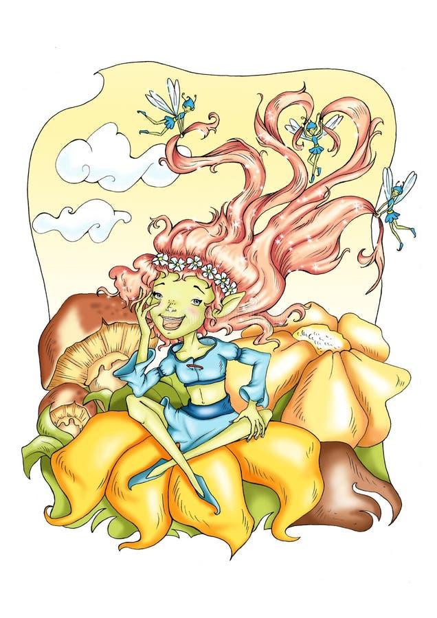 Free Fairies 1 Royalty Free Stock Image - 12972386