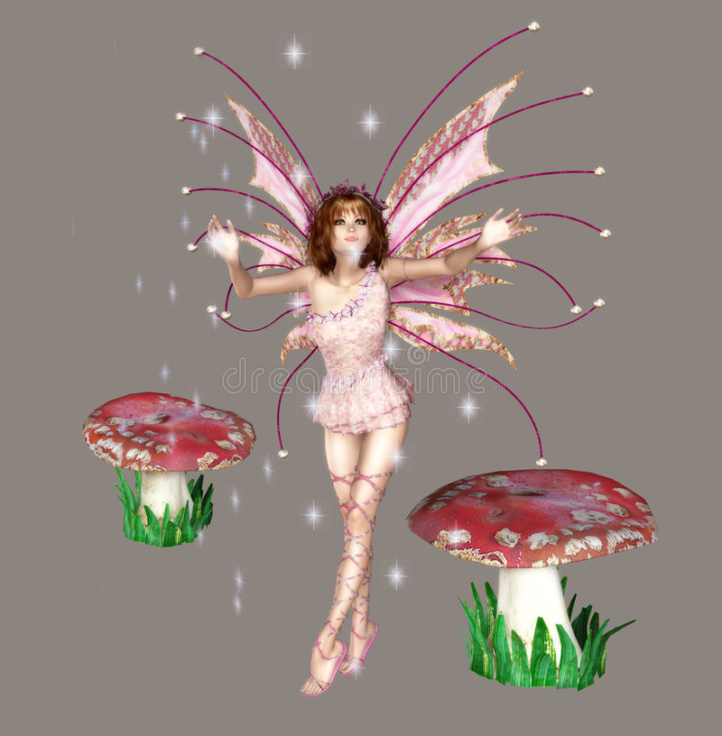 Free Fairies Royalty Free Stock Photos - 5072948
