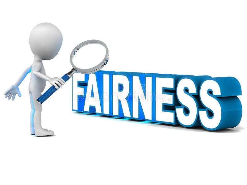 Download Fairness stock illustration. Image of background, trait - 29083338