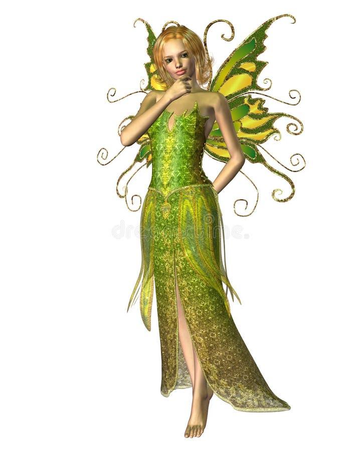 fairy весна духа бесплатная иллюстрация