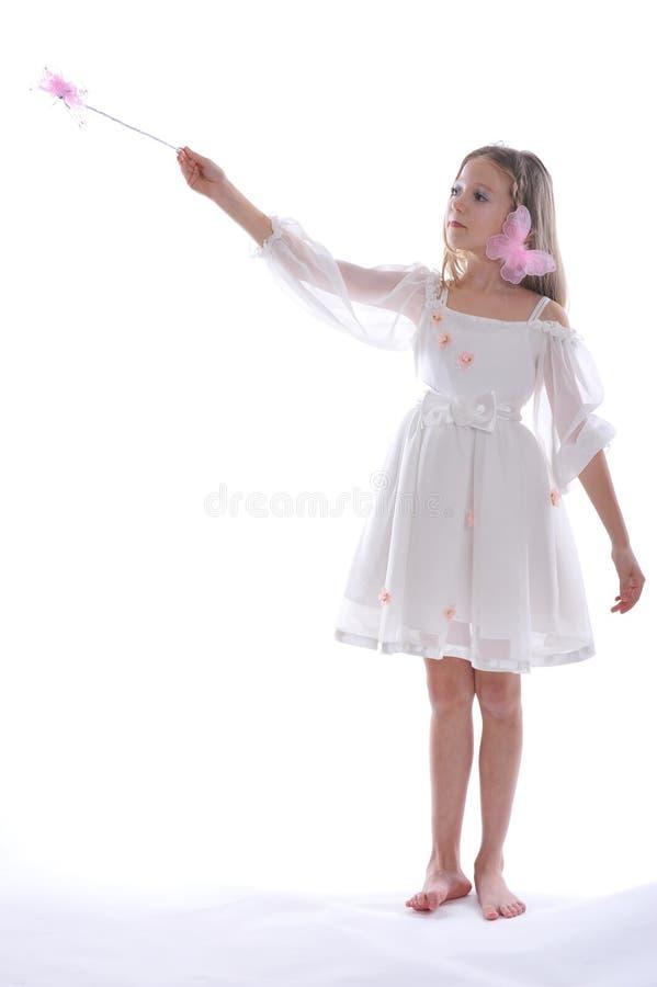 fairy детеныши стоковое изображение