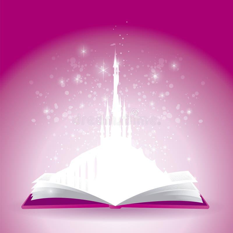 Fairy книга бесплатная иллюстрация