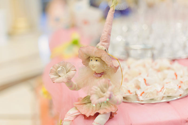 Fairy кукла стоковое изображение rf