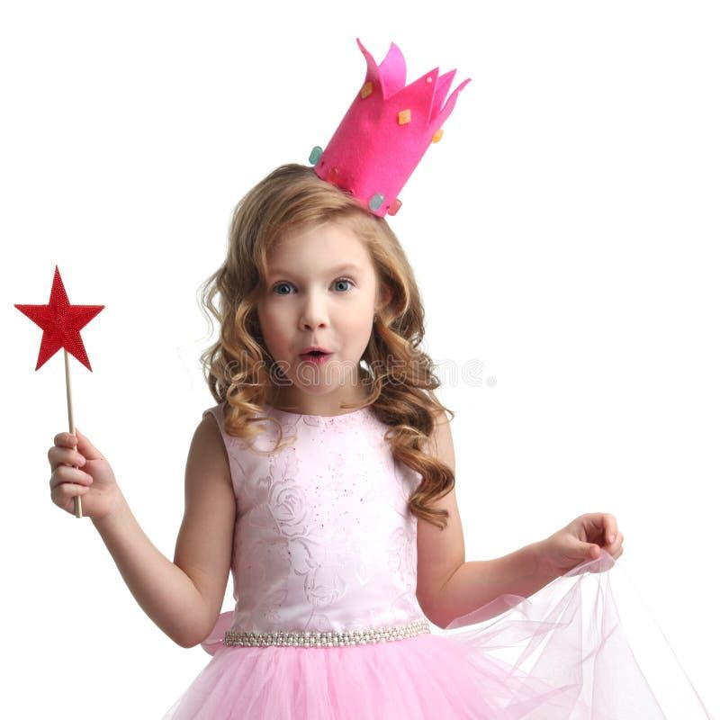 fairy меньшяя волшебная палочка стоковое фото rf