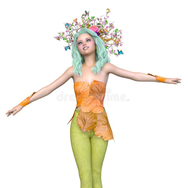 fairy fotografia stock libera da diritti