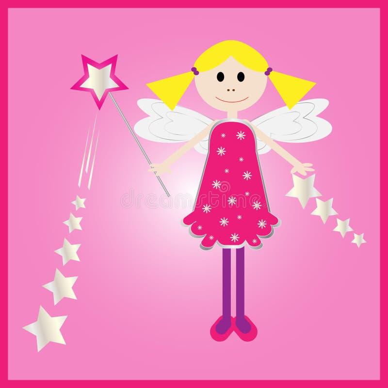 Download Fairy stock vector. Illustration of cute, fairy, magic - 12043563