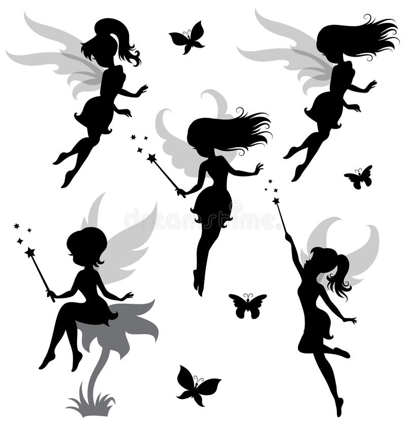Free Fairy. Royalty Free Stock Images - 59634099