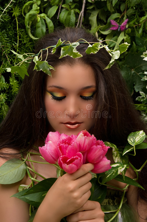 Fairy Royalty Free Stock Photo