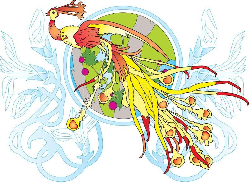 Fairy Birds Stock Images
