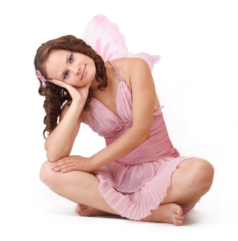 Fairy bonito. imagens de stock royalty free